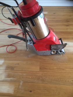 Sanding & Re-Sealing