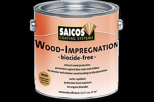 Saicos Wood Impregnation biocide free - satin matt