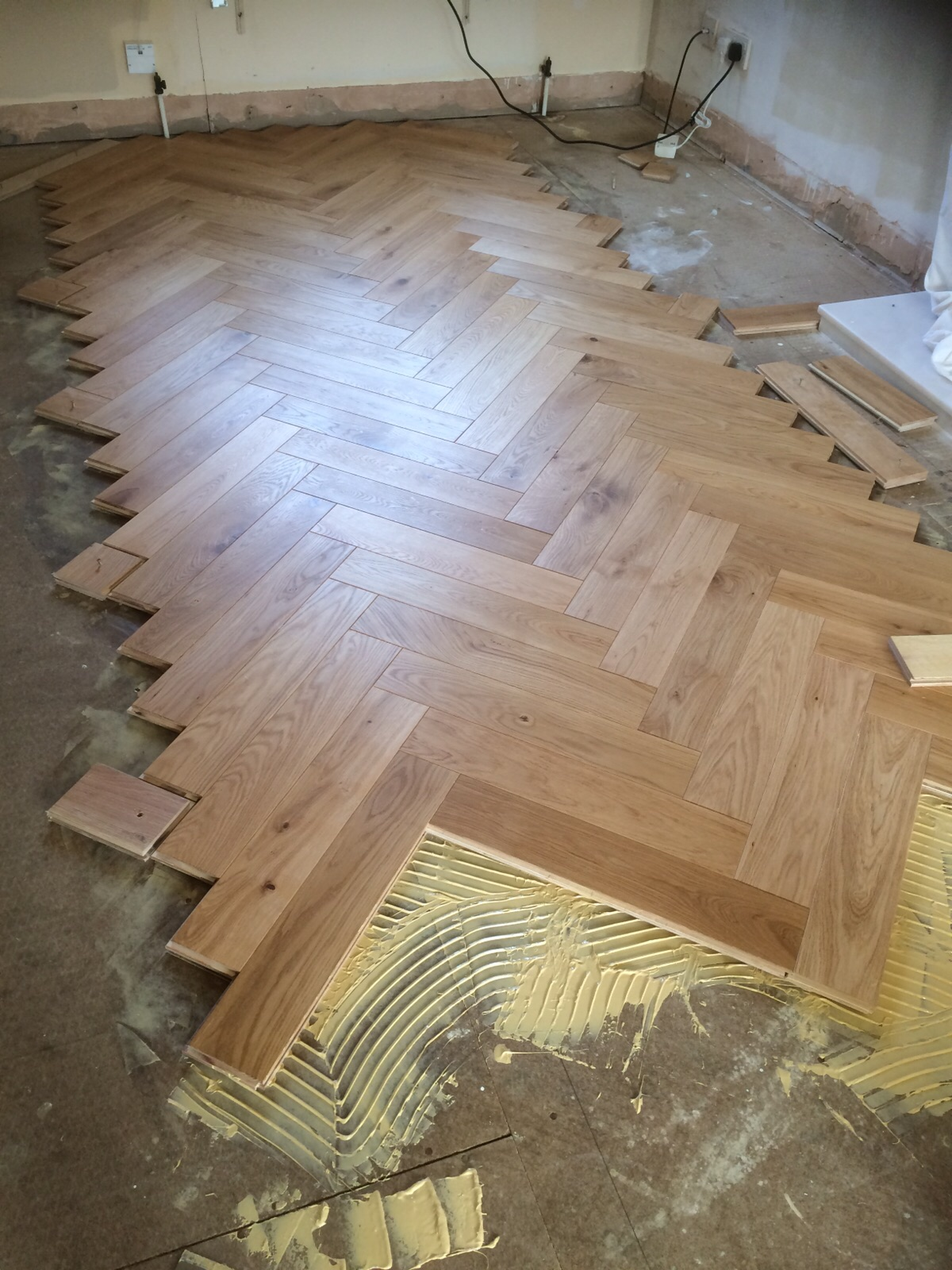 Engineered Oak Parquet