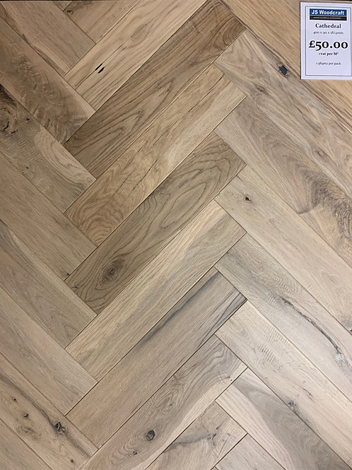 Cathedral 400 x 90 18/4mm Engineered Oak