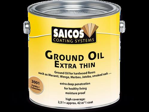 Saicos Oil Extra Thin