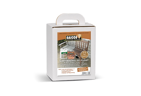 Saicos Garden Furniture Care Set