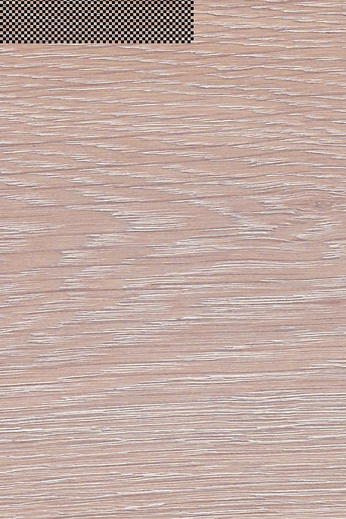 150mm x 18/4mm Brushed SNOW WHITE