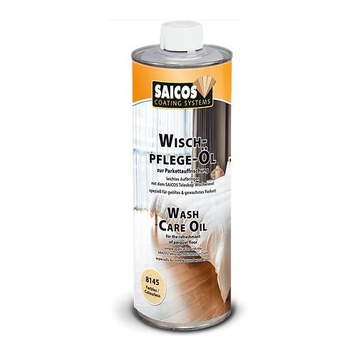 Saicos Wash Care Oil - for oiled and waxed surfaced