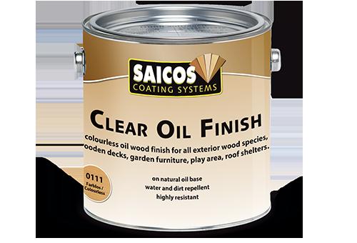 Saicos Clear Oil Finish