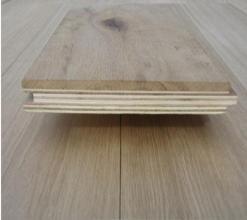260mm European Engineered Oak