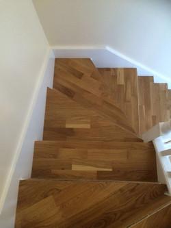 Engineered Oak Stairs
