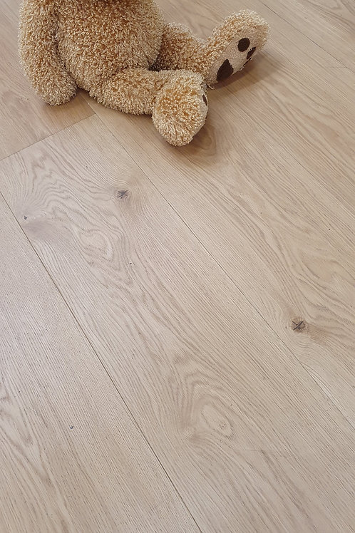 European Engineered Oak Natural UV Oiled