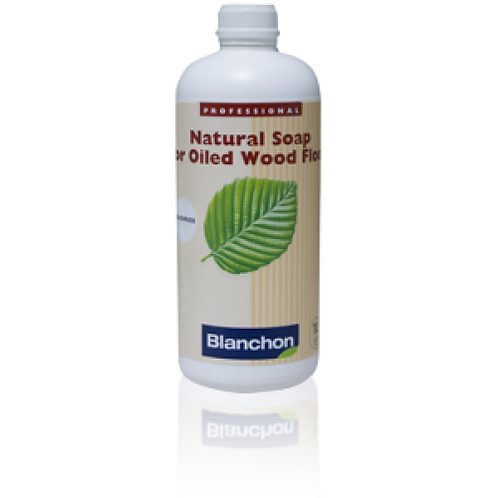 Blanchon Natural Soap for Oiled Wood Floors 1 L