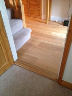 Engineered oak Plank