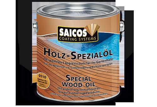 Saicos Special Wood Oil 2.5l
