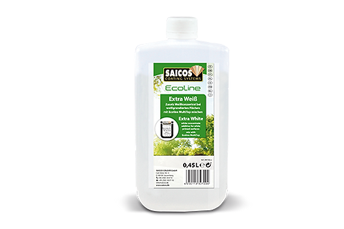Saicos Ecoline Extra White 9915