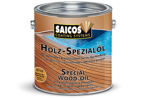 Saicos Special Wood Oil .75l
