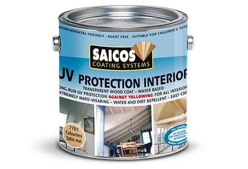 Saicos UV Protection Wood Finish Interior