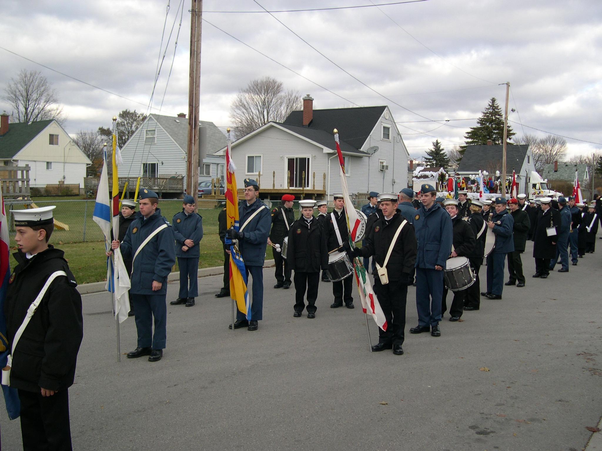 04-11-21 Cobourg Santa Claus Parade, Photo 03