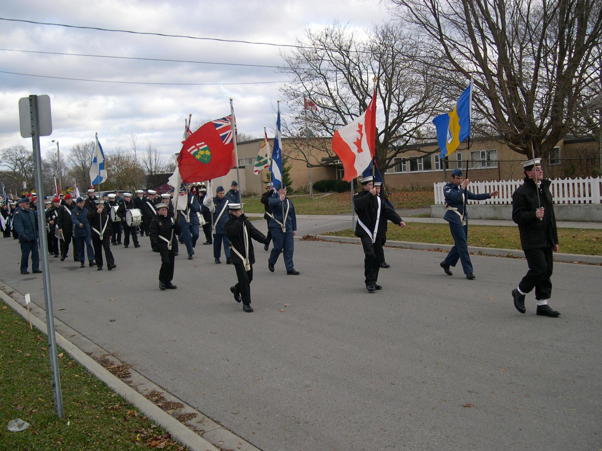 04-11-21 Cobourg Santa Claus Parade, Photo 07
