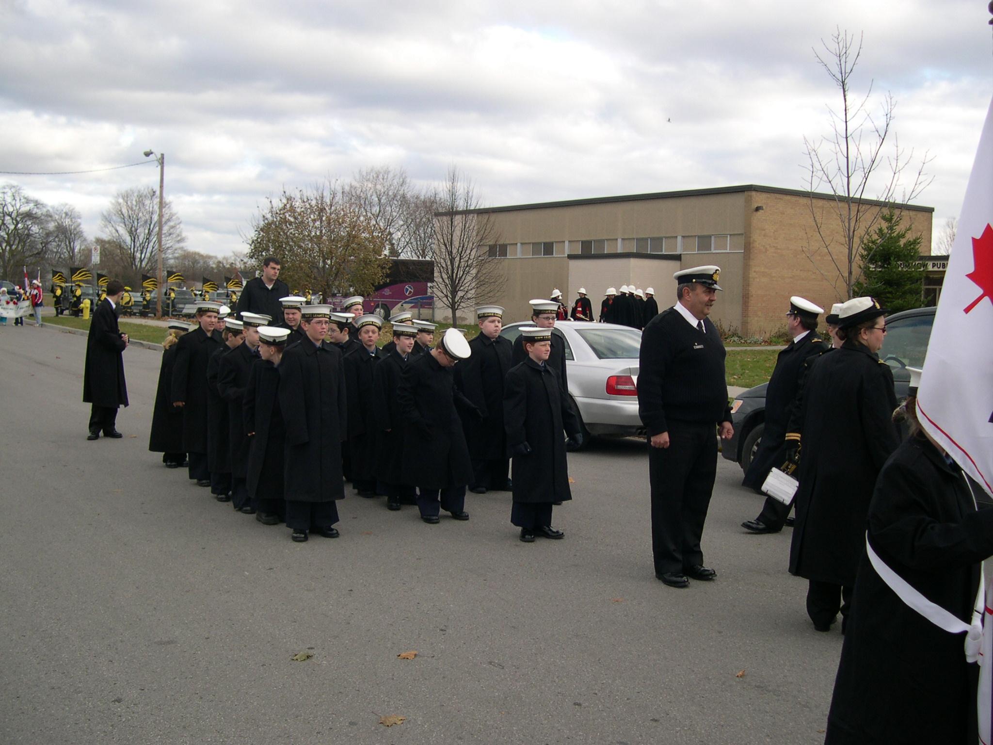 04-11-21 Cobourg Santa Claus Parade, Photo 06