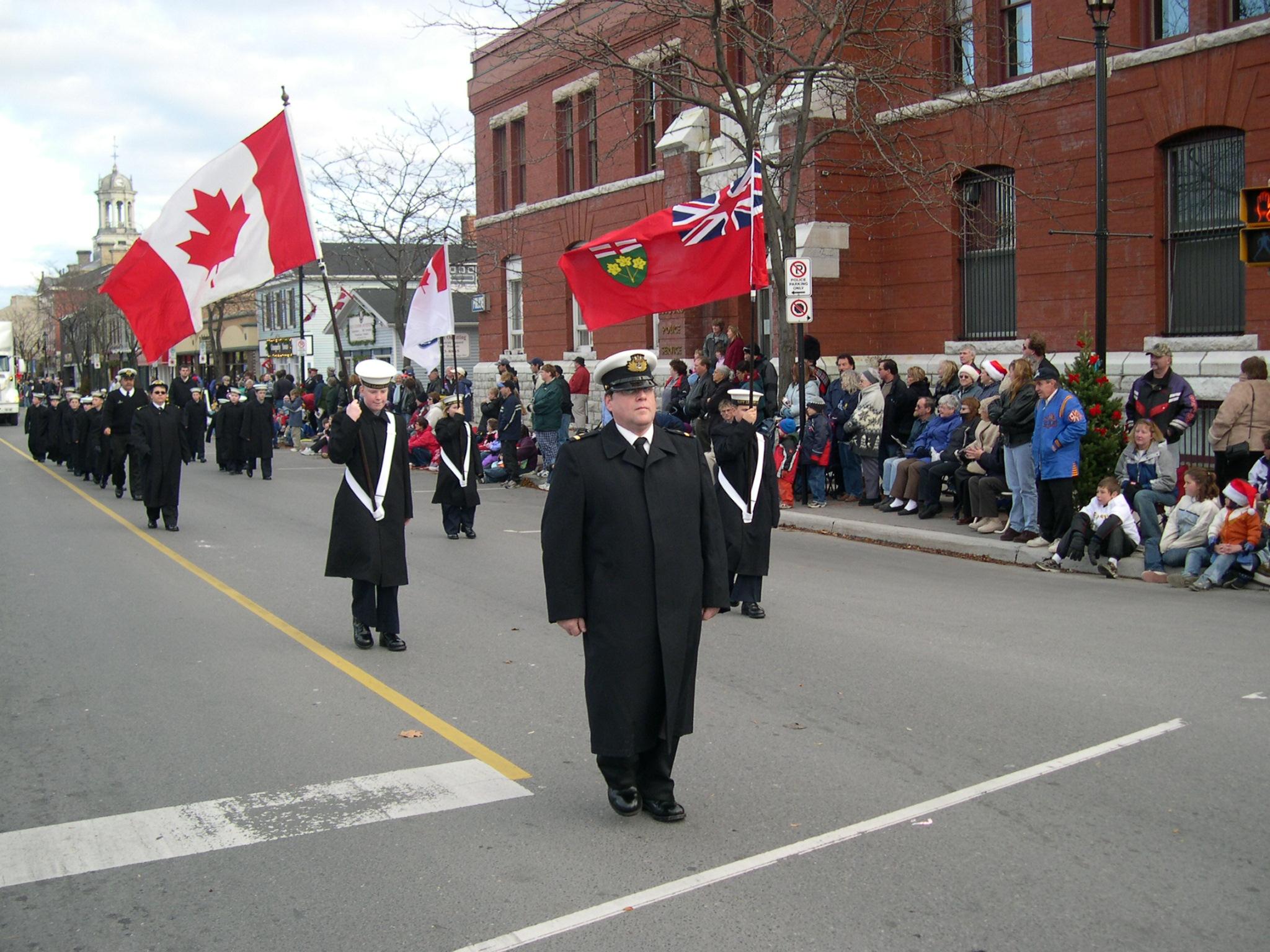 04-11-21 Cobourg Santa Claus Parade, Photo 11