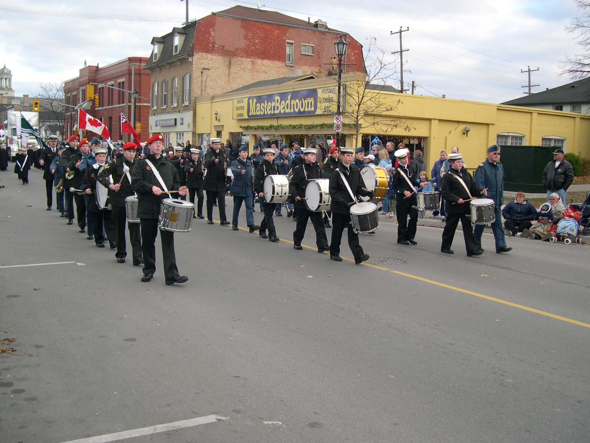 04-11-21 Cobourg Santa Claus Parade, Photo 17