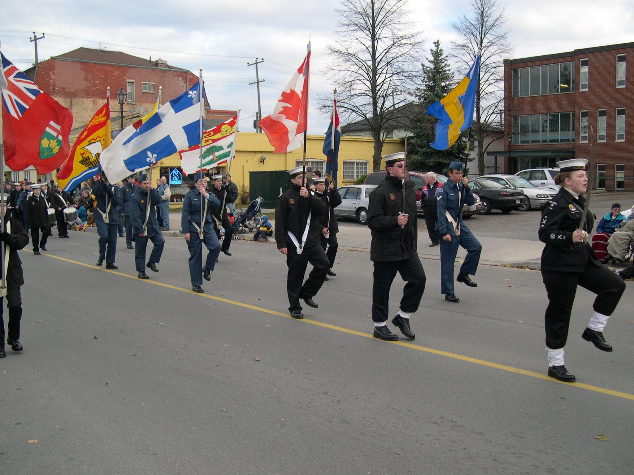 04-11-21 Cobourg Santa Claus Parade, Photo 16