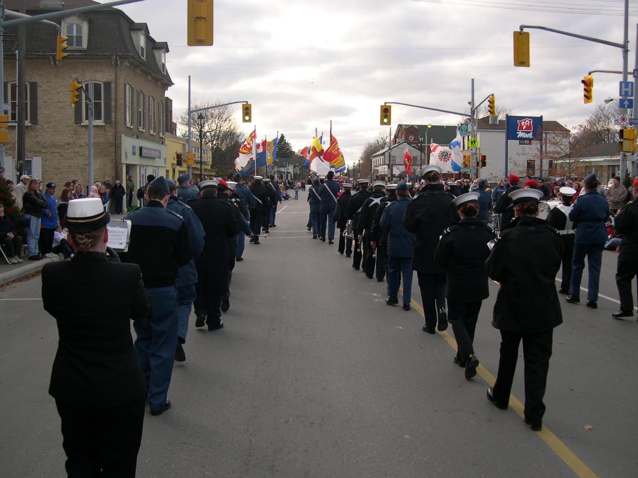 04-11-21 Cobourg Santa Claus Parade, Photo 09