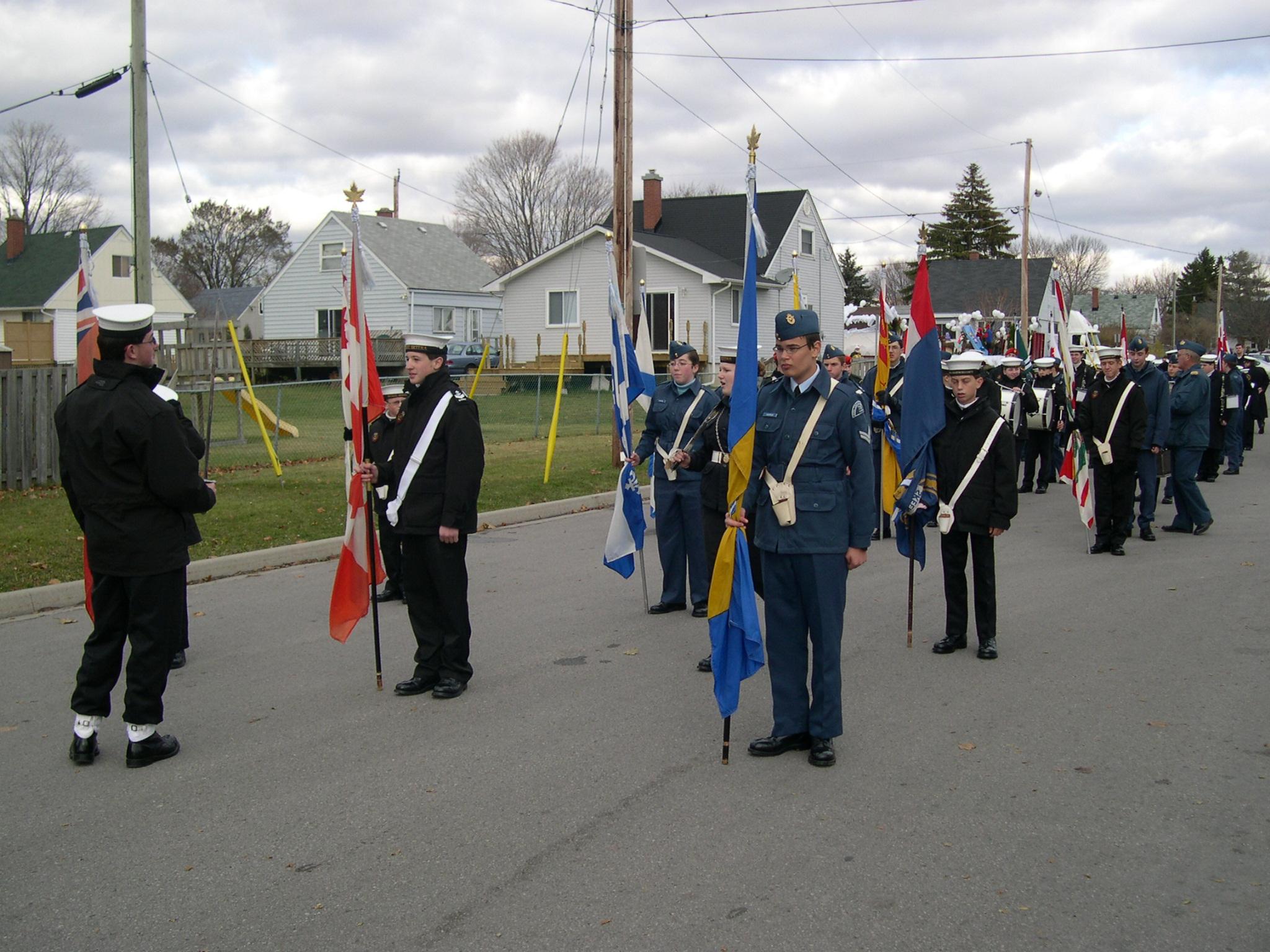 04-11-21 Cobourg Santa Claus Parade, Photo 02