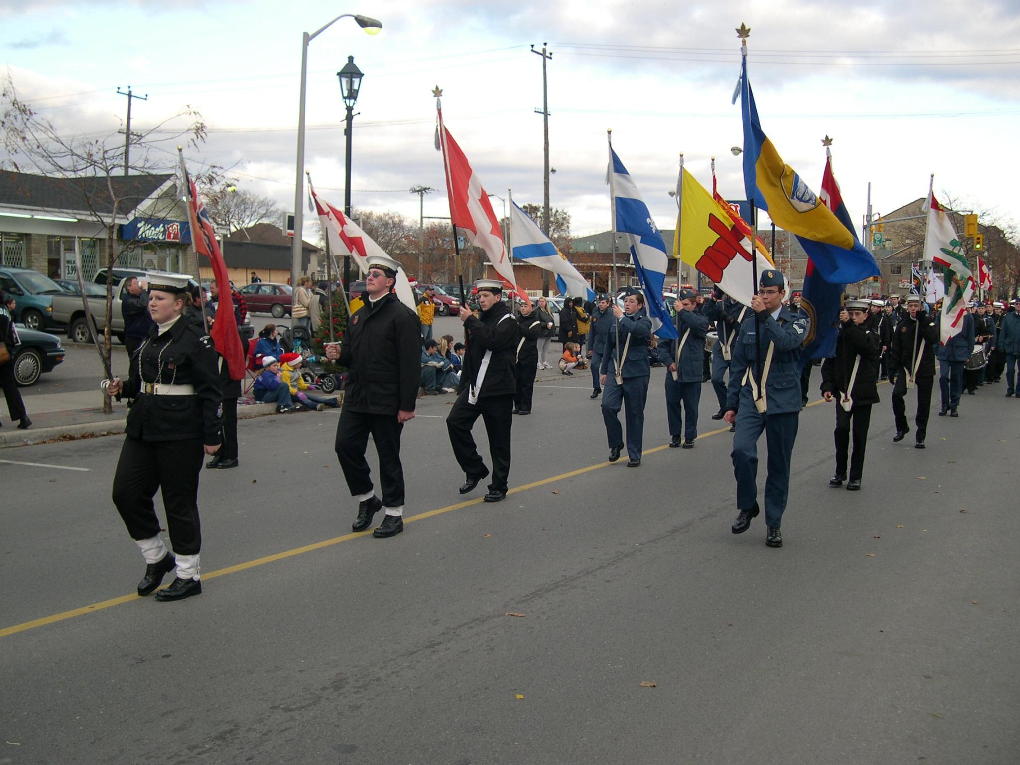 04-11-21 Cobourg Santa Claus Parade, Photo 15