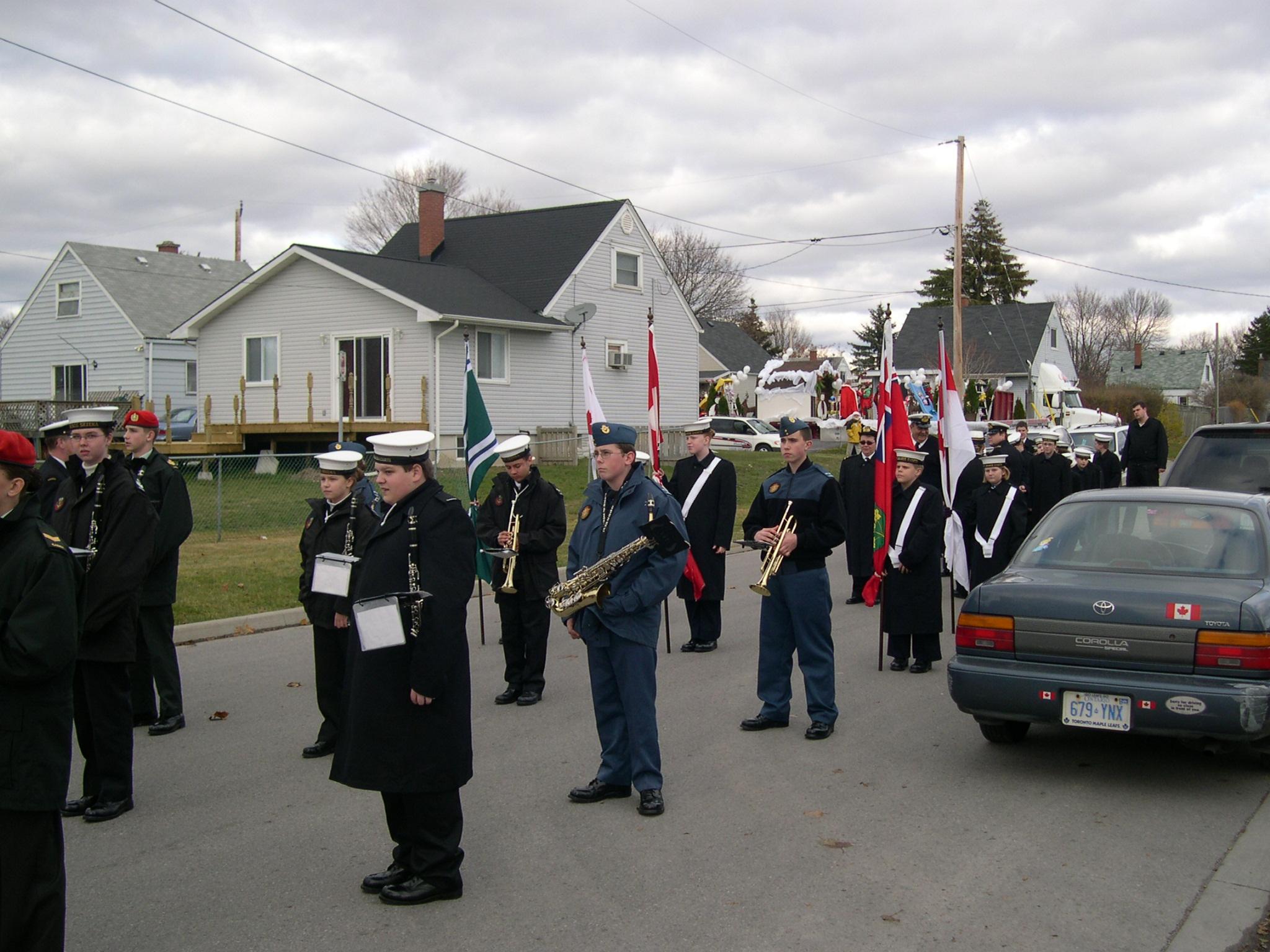 04-11-21 Cobourg Santa Claus Parade, Photo 05