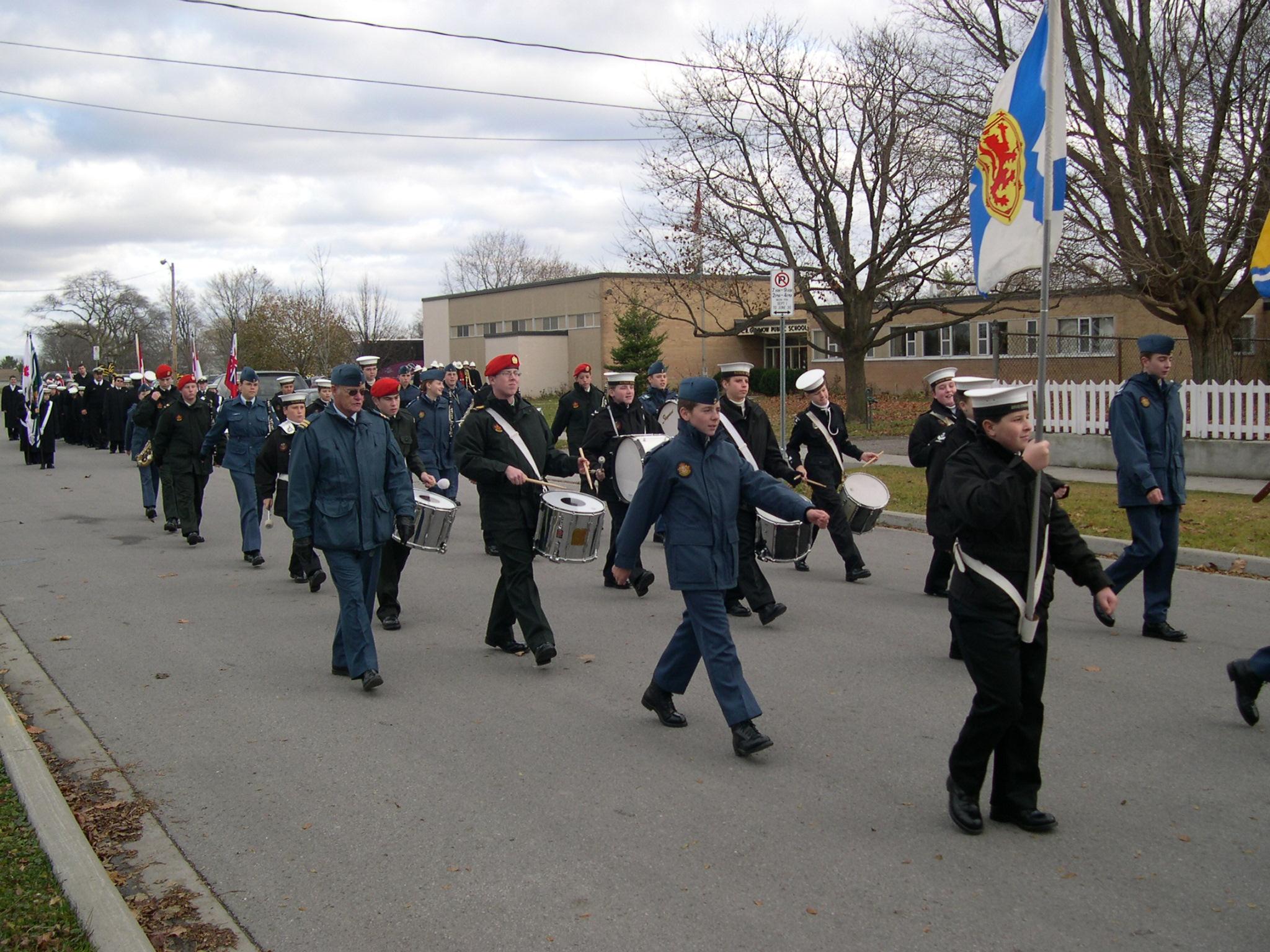 04-11-21 Cobourg Santa Claus Parade, Photo 08