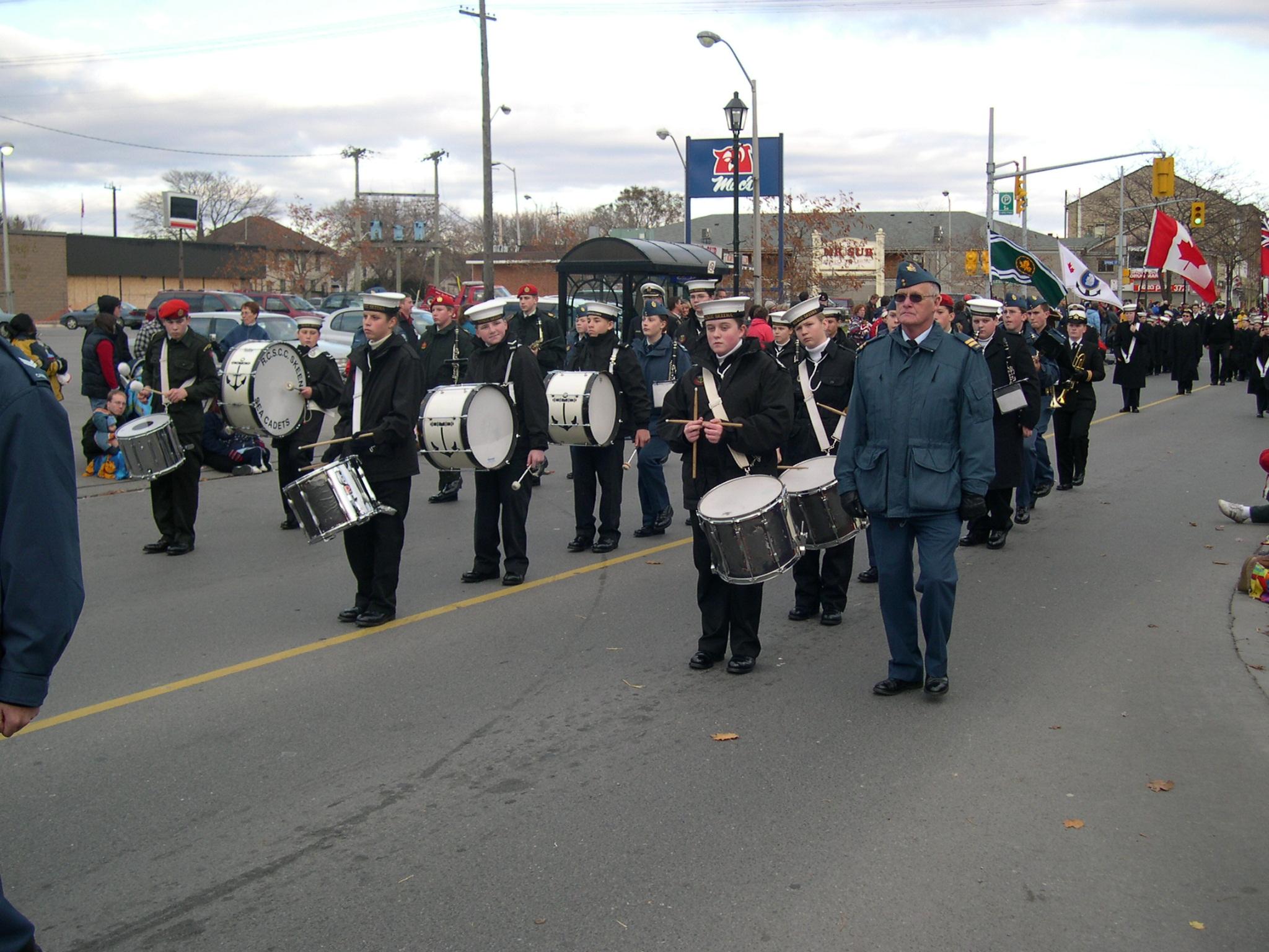 04-11-21 Cobourg Santa Claus Parade, Photo 14
