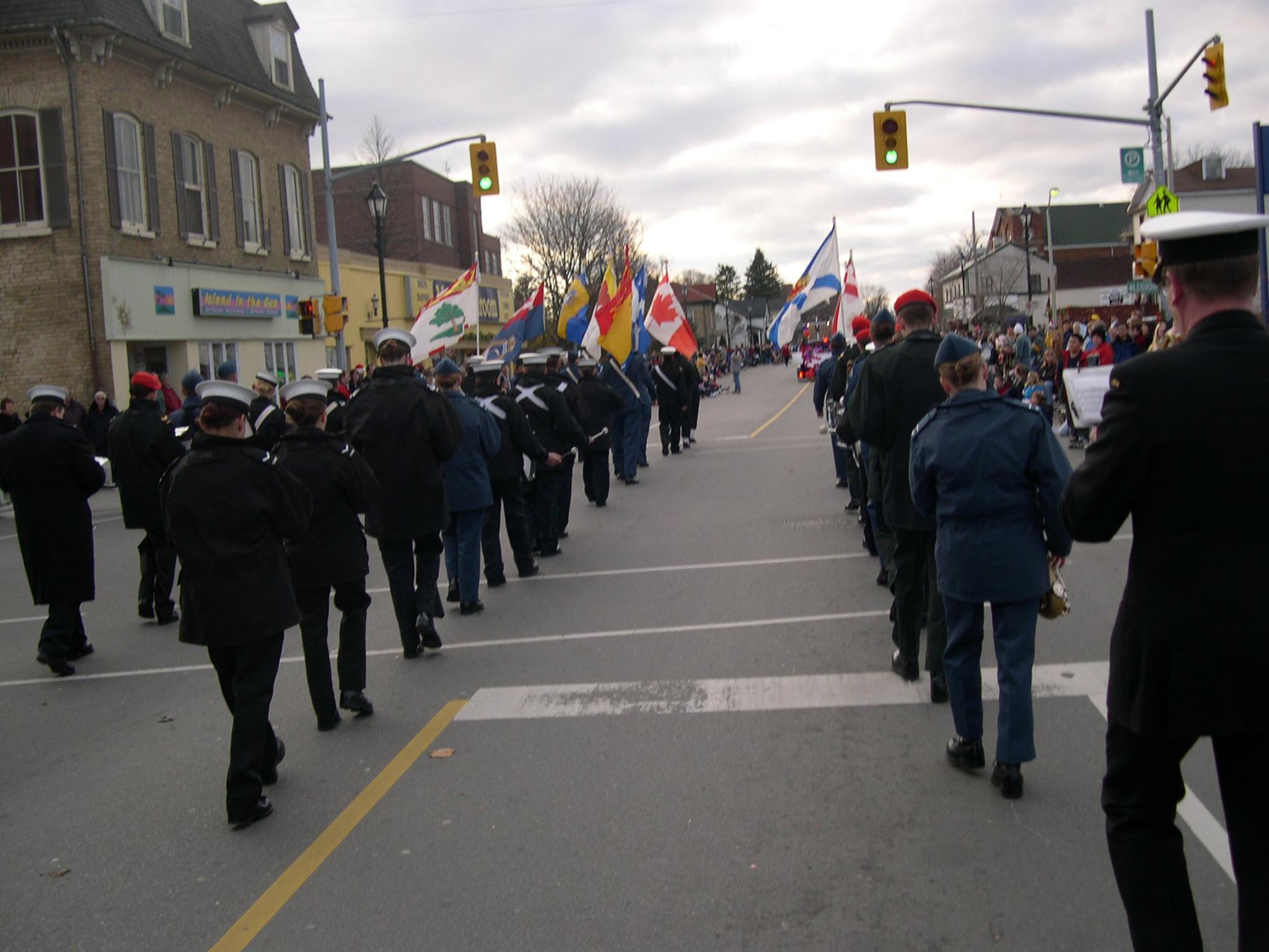 04-11-21 Cobourg Santa Claus Parade, Photo 10
