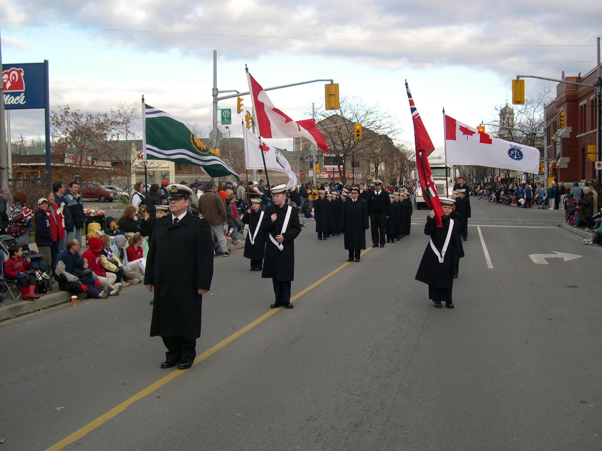 04-11-21 Cobourg Santa Claus Parade, Photo 13