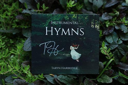 Taryn Harbridge - Instrumental Hymns CD (SIGNED)
