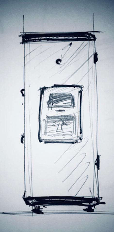 Design Sketch: Yoel Frischoff 2018
