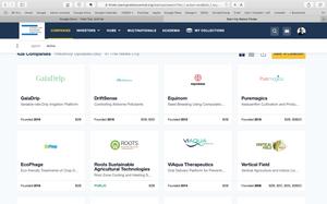 StartupNationCentral finder