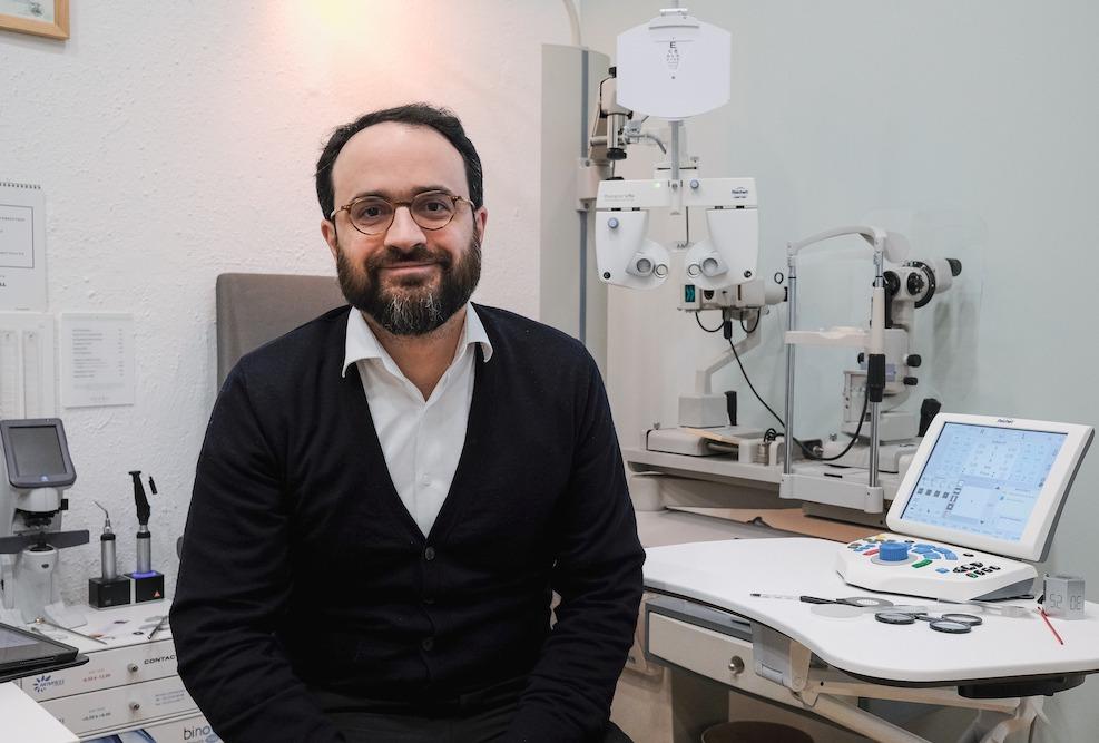 derhy optometriste