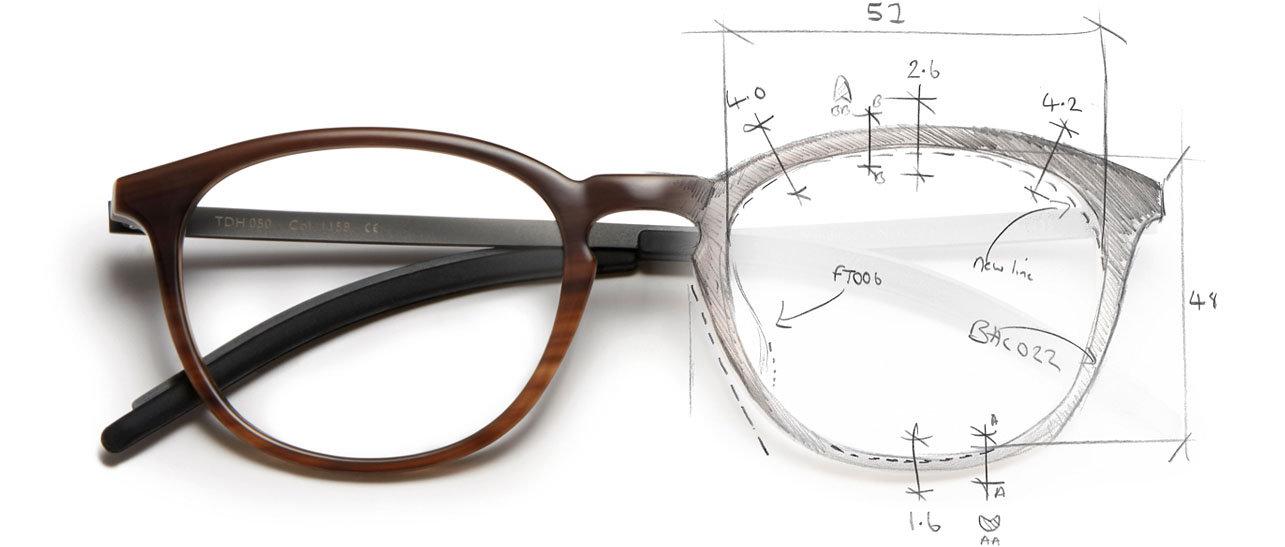 Je souhaite changer de lunettes...