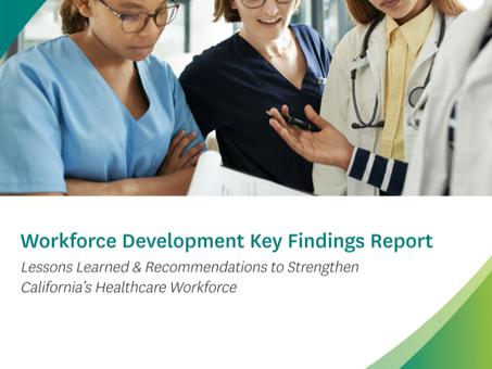 Work force key development findings report – HEALTHNET