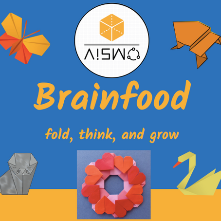 Feed your brain with the VisMO Brainfood Challenge