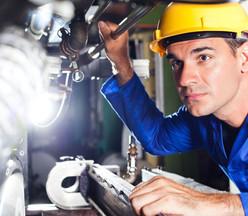 Servizi di manutenzione per l'industria