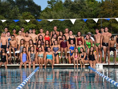 Spruce Creek Swimming Individual Medley Hexathlon (IMH)