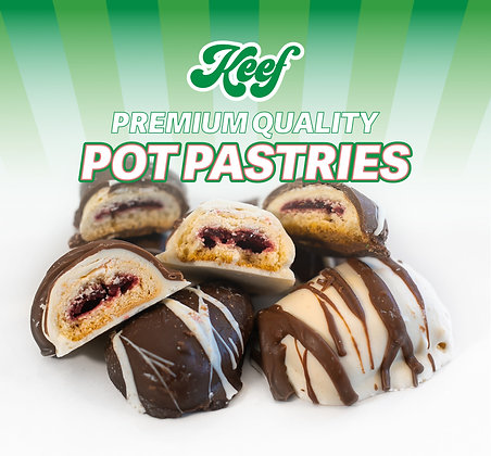 Pot Pastries - Single 30mg