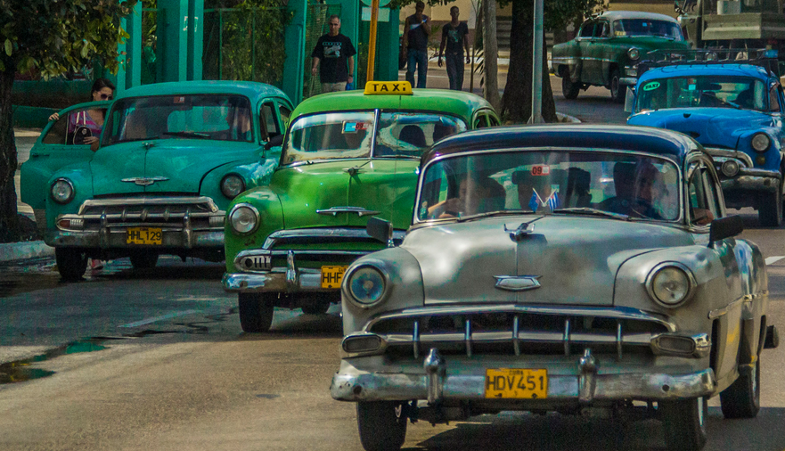 1950S-Cuban-cars