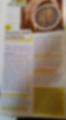 Dietist Grazia publiciteit media artikelen schrijven journalistiek