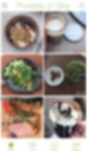 voedingsfotodagboek dietist app