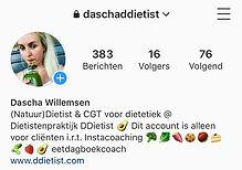eetdagboekcoaching instacoaching digitale coaching dietist voedingsadvies coach voedingsdeskundige