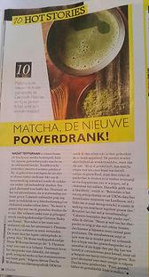Grazia dietist amsterdam marcha powerdrank