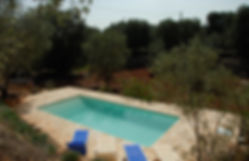 TrulliPecorino 2 bedrooms, 2 bathrooms restored trulli accommodation in Ostuni countryside with private pool Pugliah.com