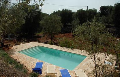 TrulliPecorino 2 bedrooms, 2 bathrooms restored trulli accommodation in Ostuni countryside with private pool Pugliah.com