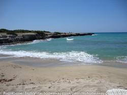TrulliPesto Beach Pugliah.com